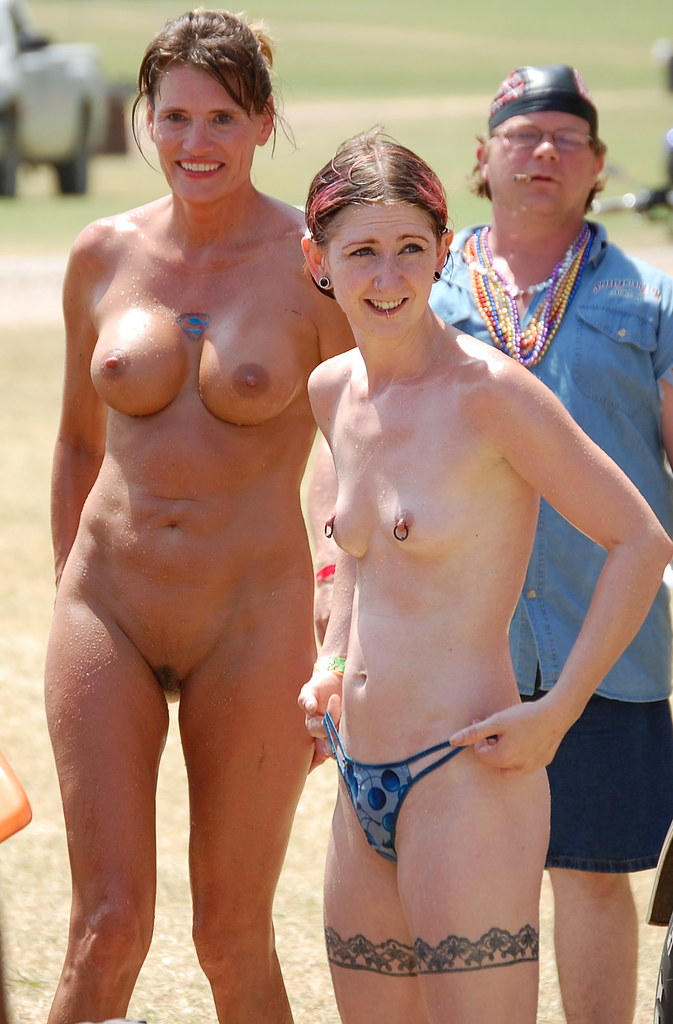 hot milfs having public sex