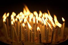 512- ... , 114, 115, 116! 116 bougies, à 4!