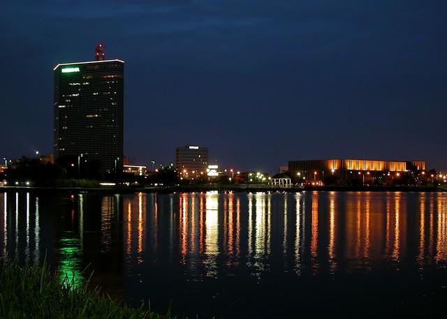 Lake Charles Skyline   Flickr - Photo Sharing! Louisiana