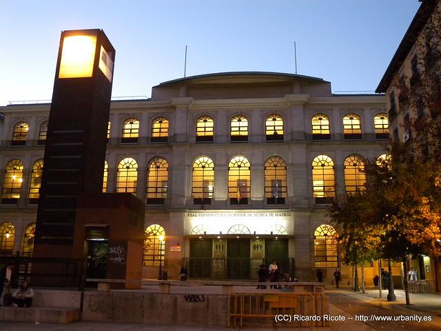 Real conservatorio superior de m sica de madrid explore for Conservatorio de musica