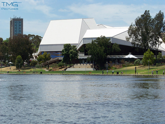 Header of Adelaide Entertainment Centre