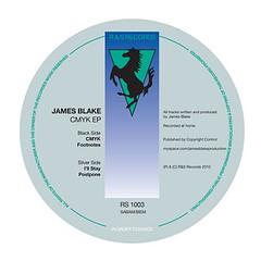 40. James Blake CMYK | The 405 (Music & Art) | Flickr