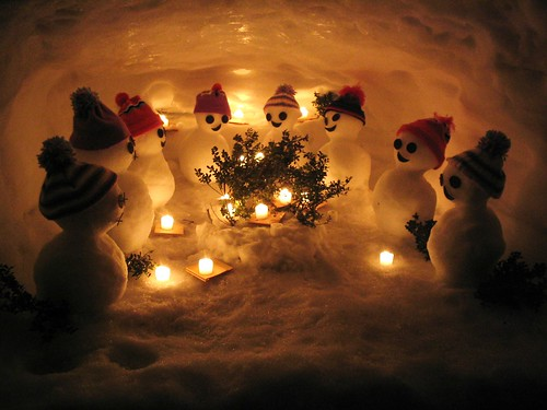 snowmen christmas
