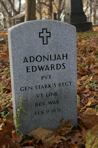 Edwards, Adonijah