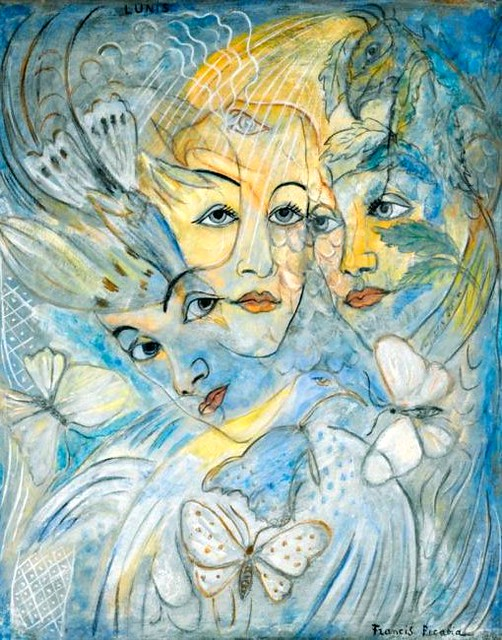 Picabia, Francis (1879-1953) - 1929-30 Lunis (Sotheby's London, 2006)