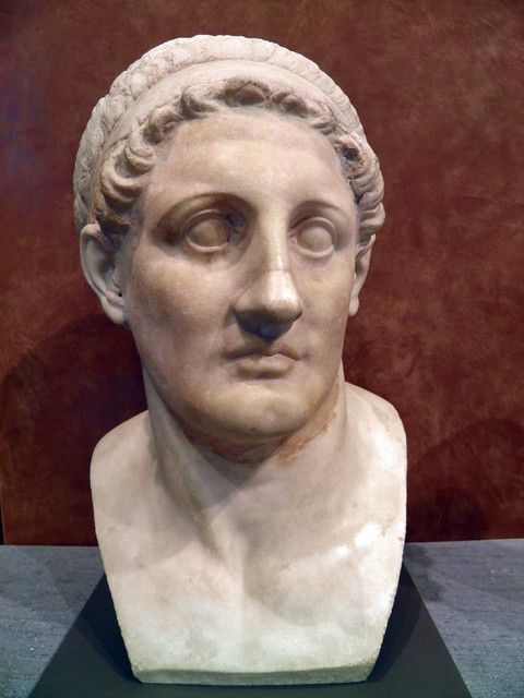 Ptolemy I Soter, Louvre Museum