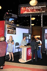 Army Science Conference exhibition hall opens