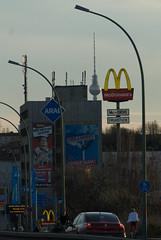 Stadteinfahrt Berlin
