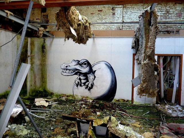 graffiti | roa? | gent