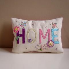 Cushion home