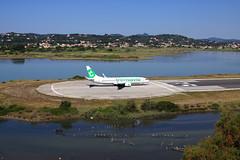 Transavia Airlines  Boeing 737-8K2 PH-HXA
