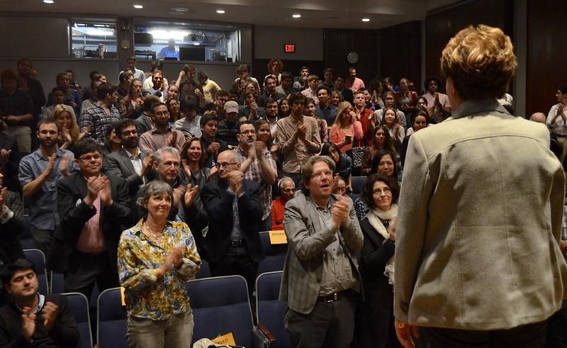 Dilma Rousseff @ Princeton