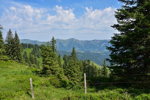 Hiking trip to the Great Ochsenkopf
