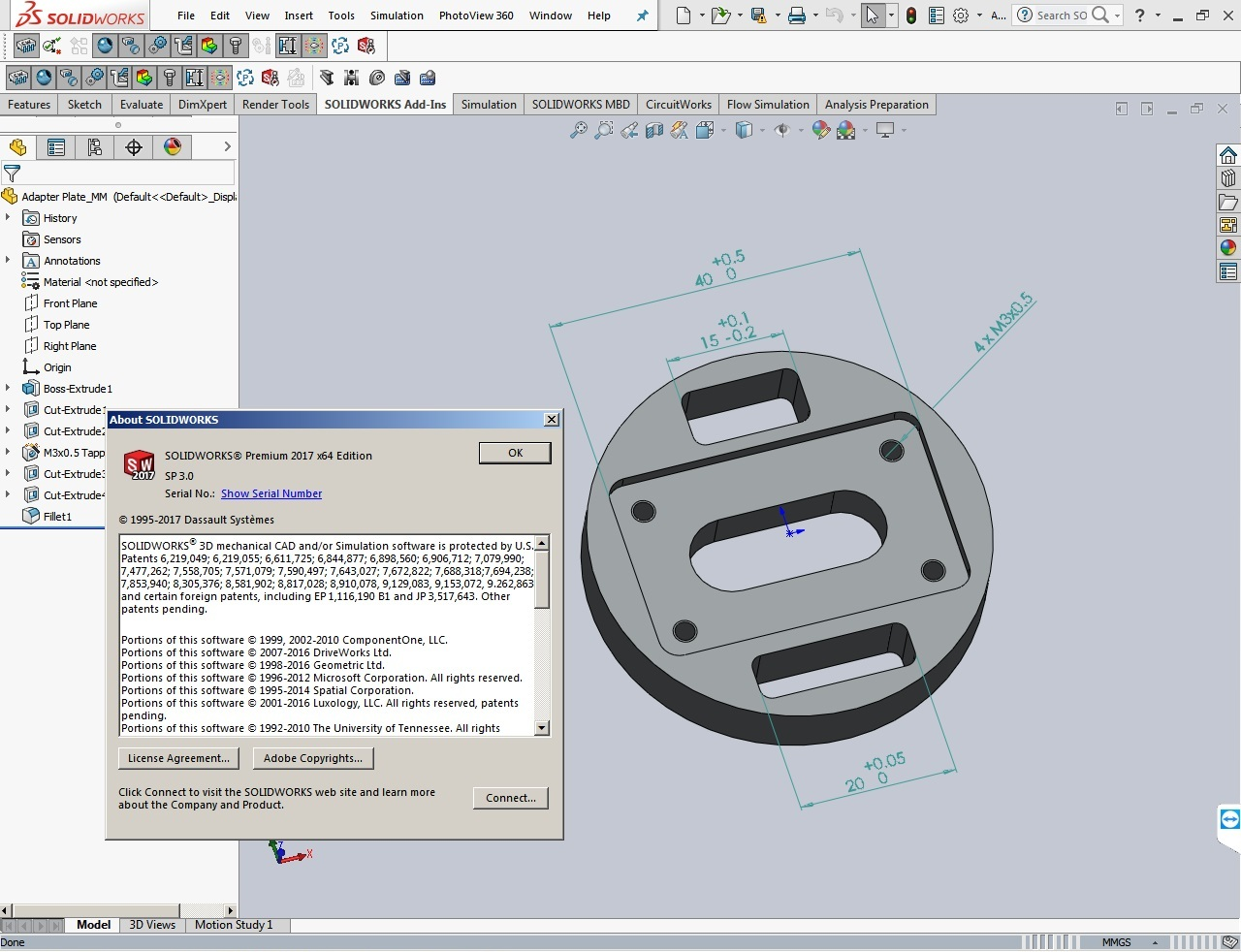 Designing with SolidWorks 2017 SP3 Full 64bit