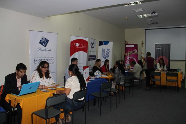 Feria de Empleo UTPL 2017 en la ciudad de Guayaquil