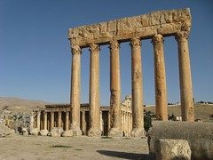 Ruina de Baalbek, Líbano