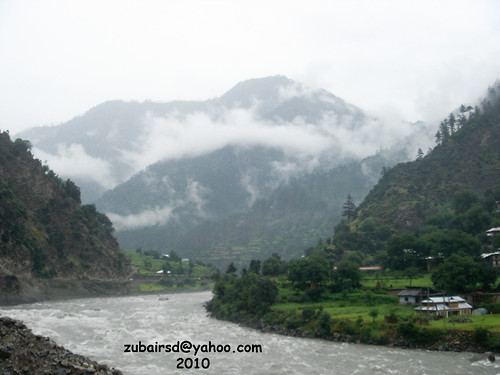 Neelam Valley ... Athmuqam City
