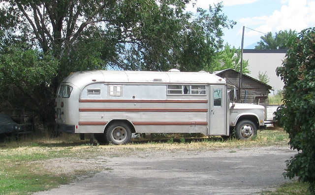 Old Dodge Motorhomes http://www.flickr.com/photos/eyellgeteven/4841836491/