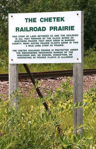 Chetek Railroad Prairie