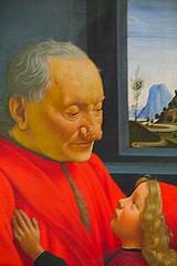 art, painting, grandparent, person,