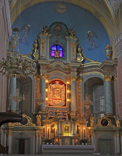 basilica latvia canonefs1022mmlens aglona canon40d