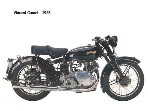 Vincent Comet 1953