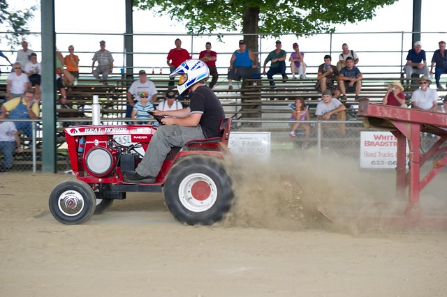 Lawn Tractor Pull Flickr Photo Sharing