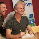 Simon King | Simon King at Edinburgh International Book Festival 2010