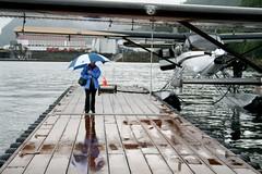 Seaplane in Alaska, 2009
