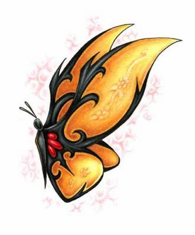 butterfly-tattoo-flash-006