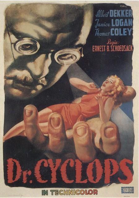 Dr. Cyclops (Poster)