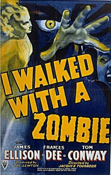 I Walked With A Zombie (Poster)