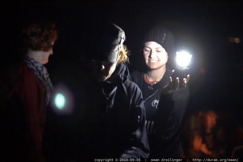 rachel, carrying a torch for kat