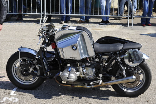 BMW Boxer sidecar racer :: ru-moto classic motorcycles © Egger 5692