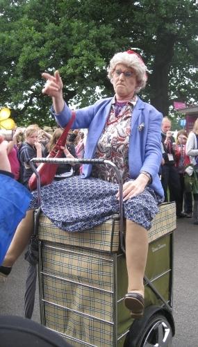 Granny Trolleys 48