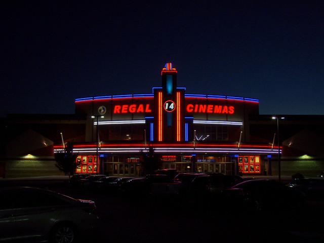regal cinema new river valley mall flickr photo sharing. Black Bedroom Furniture Sets. Home Design Ideas