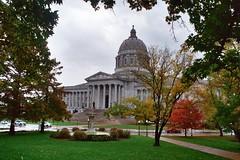Missouri State Capitol, October 2009