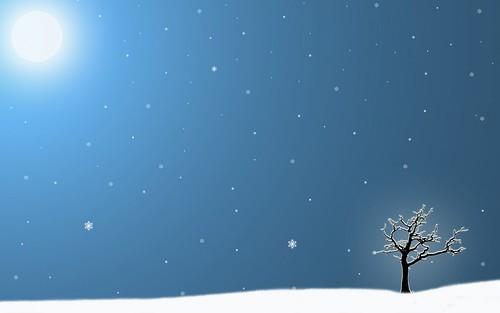 無料写真素材, グラフィック, イラスト, イラスト  風景, 雪