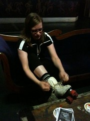 Eurodisco rollerskating Club 8 Amsterdam