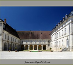 Ancienne abbaye d'Auberive (Haute-Marne) - Photo of Vivey