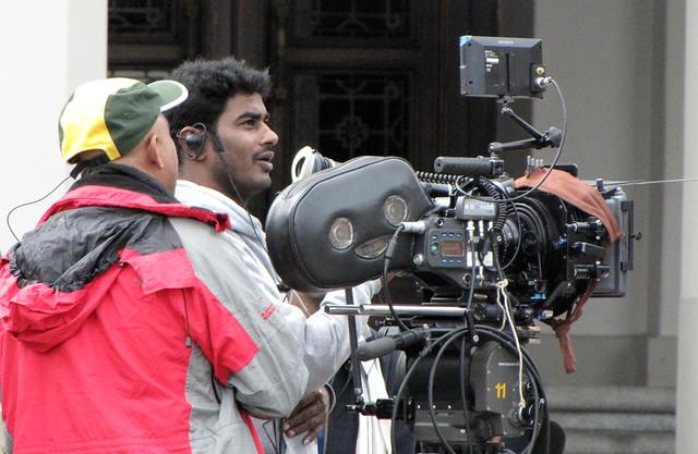 Header of Agent Vinod