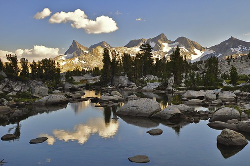 Ritter Range, Ansel Adams Wilderness