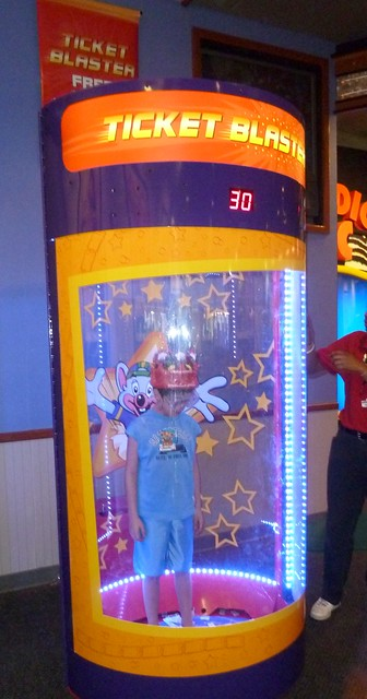 chuck e cheese ticket blaster