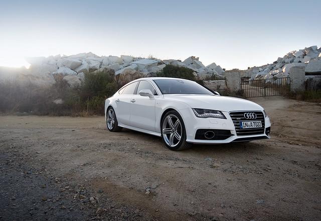 Audi бьет рекорды