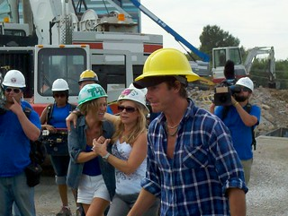 Extreme Makeover home edition in Nashville Tennessee
