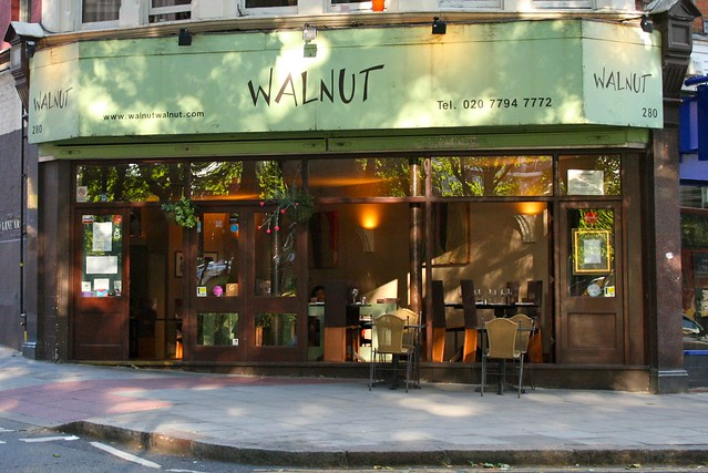 The Walnut in West Hampstead
