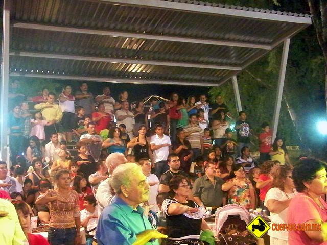 Festejos Bicentenario Ciudad Morelos Cuervos
