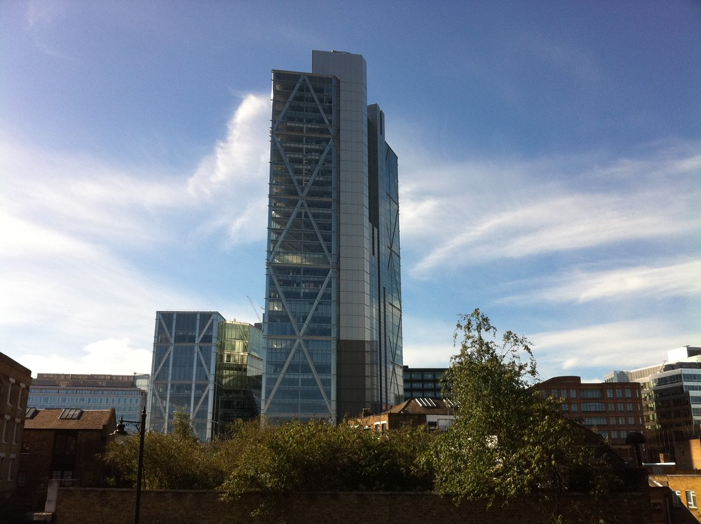 Broadgate Tower
