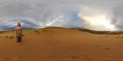 Aurélia in the Thar Desert