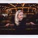 Jane at the Glen Echo Carousel by Sock Monkey Fez